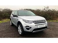 2016 Land Rover Discovery Sport 2.0 TD4 180 HSE 5dr Automatic Diesel 4x4