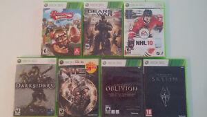 Xbox 360 jeux
