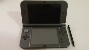 "Used ""New Nintendo 3DS XL"" + ""Nintendo 3DS AC Adapter"" For Sale"