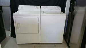 Ensemble laveuse secheuse/ washer and dryer