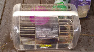 hamster gerbil rat mouse cage