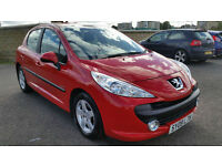 PEUGEOT 207 1.4 HDi, 1 OWNER, LOW MILEAGE, SERVICE HISTORY
