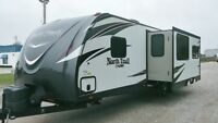 2017 Heartland North Trail 31BHDD Travel Trailer **BUNK MODEL** London Ontario Preview
