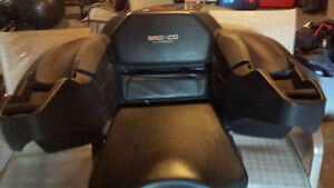 two up seat for atv