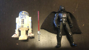 Star wars figures for trade