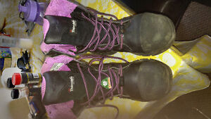 Womens working boots