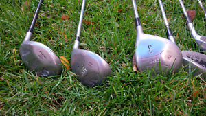 Golf Clubs - Set of Irons and Woods - XPC / Grand Slam Stratford Kitchener Area image 5