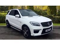 2014 Mercedes-Benz M-Class ML63 AMG 5dr Auto (Premium) Automatic Petrol Estate