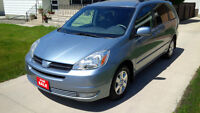 2005 Toyota Sienna LE   SAFETY! NO GST!!! 1 Owner!!