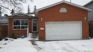 2 Bedroom Basement Apartment In a Desirable  Family Neighborhood