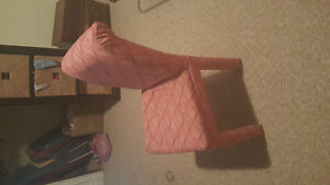 Cute pink chair for sale