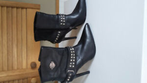 Womens Harley Davidson boots for sale