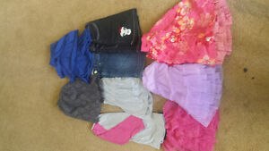 huge lot of size 8 clothes. Excellent condition