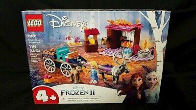 LEGO 41166 Disney Frozen 2-Elsa's Wagon Adventure Factory Sealed