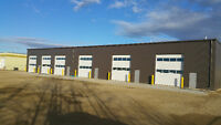 NEW INDUSTRIAL BAY 3000-16000 SQFT WAREHOUSE WITH LOTS OF STORAG
