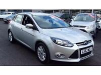 2013 Ford Focus 1.6 125 Titanium Powershift Automatic Petrol Hatchback