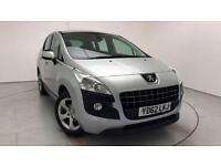 Peugeot 3008 1.6 HDi FAP Active DIESEL MANUAL 2012/62