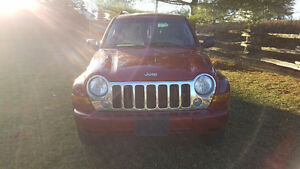 2006 Jeep Liberty Limited SUV, Crossover