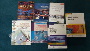 First year PN/PSW books