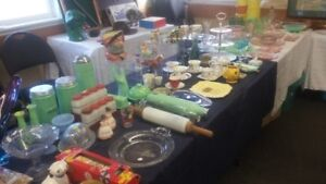 ST LUKE'S CHURCH HALL COLLECTIBLES & ANTIQUES SALE