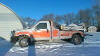F550 Tow Truck