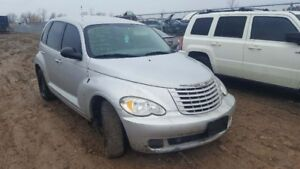 2009 PT CRUISER JUST IN FOR PARTS AT PIC N SAVE! WELLAND