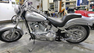 Softail 2002 Hd impeccable