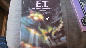 E.T. The Extra-Terrestrial storybook-1982
