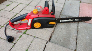 Homelite 14 inch chain saw very best offer    xxx