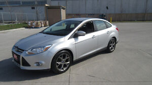 2013 Ford Focus,SE, 4 door, Power options, 3/YWarranty available