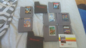 nes games sale or trade