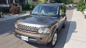 2010 Land Rover LR4 LUX SUV