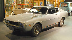 looking to buy a 1977, 1976 toyota celica