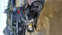 built cbr600 rr for sale /trade