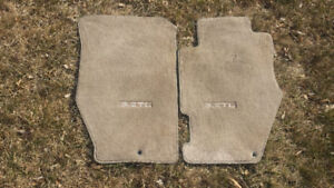 ACURA 3.2TL-2003 Original Winter Floor Mats