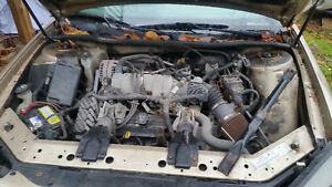 COMPLETE 3800 SERIES 3 ENGINE  (RUNNING ) PLUS TRANNY