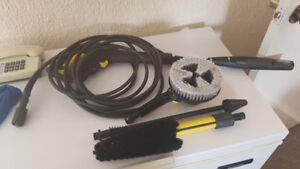 adapter laveuse a pression karcher pressure washer