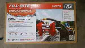 Fill-rite  20 GPM KIT FOR TIDY TANK