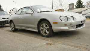 1996 Toyota Celica GT-S Coupe (2 door) Immaculate Shape!