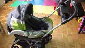 Baby Trend Stroller/Car seat