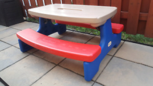 Table pic-nic LittleTikes