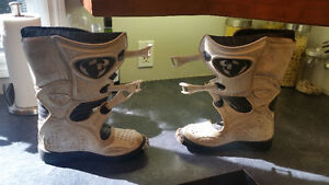 Thor MX boots