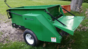 Earth and Turf Top Dresser