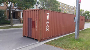 20' and 40' Storage and Shipping Containers Available for Sale