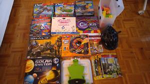 Jeux  pour enfants de 3 ans et plus pour les petits curieux