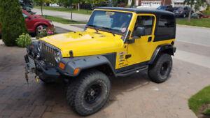 2004 Jeep Wrangler TJ
