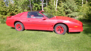 1985 Trans Am Firebird  Try your trades.