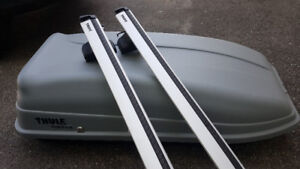 THULE Storage Unit:  Compartment Only (Rails have been sold)