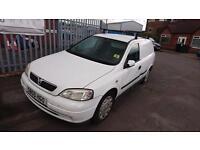 2005 / 55 Vauxhall Astravan Cdti Envoy 1.7 Diesel Non Runner Spares/Repairs