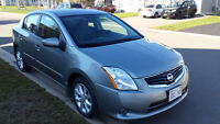 2010 Sentra | Undercoated | New MVI | Winter Tires